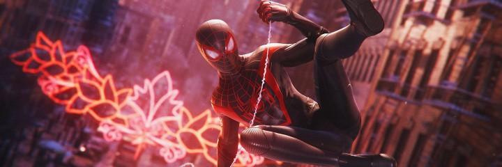 Marvel's Spider-Man: Miles Morales - duży obrazek