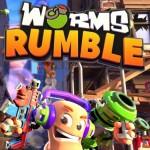Promocja na Worms Rumble