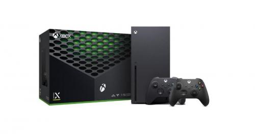 Promocja na Xbox Series X + pad