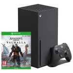 Promocja na Xbox Series X + Assassin's Creed Valhalla