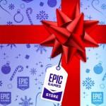 Świąteczna wyprzedaż 2020 w Epic Games Store