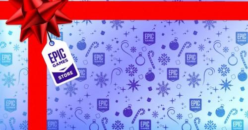 Świąteczna wyprzedaż Epic Games Store
