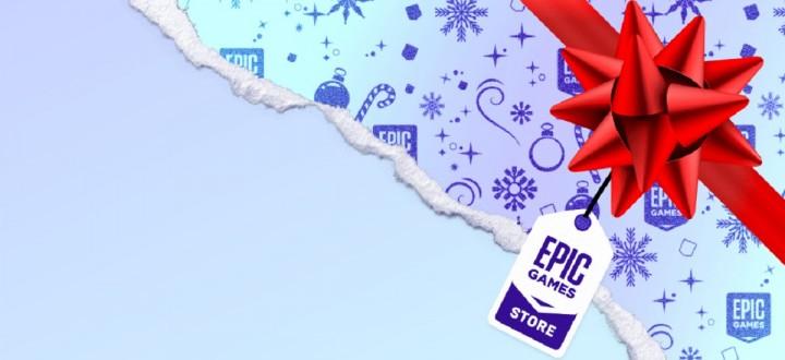 Świąteczna wyprzedaż w Epic games Store