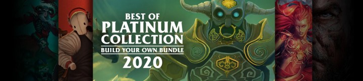 Promocja na Best of Platinum Collection Bundle 2020