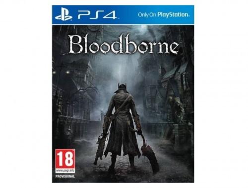 Promocja na Bloodborne