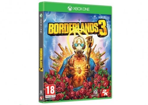 Promocja na Borderlands 3 XOne