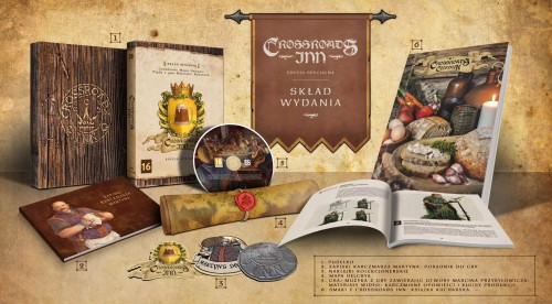 Promocja na Crossroads Inn Edycja Specjalna
