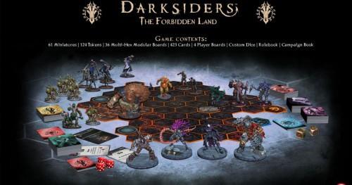 Promocja na Darksiders Genesis Nephilim Edition