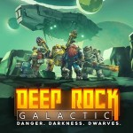 Promocja na Deep Rock Galactic