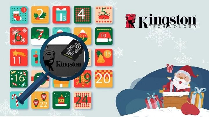 Wygraj kartę pamięci i dysk SSD Kingston
