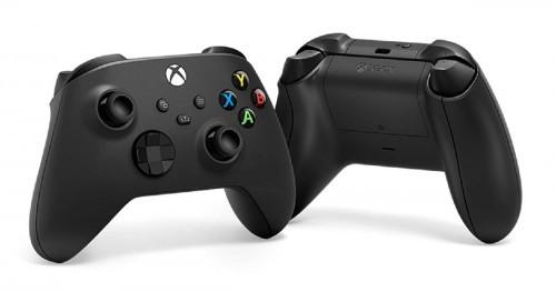 Promocja na Kontroler bezprzewodowy MICROSOFT Xbox Series X Carbon Black