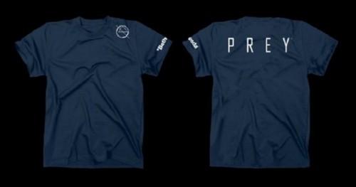 Promocja na koszulkę Prey