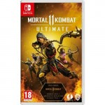 Promocja na Mortal Kombat XI Ultimate na NINTENDO SWITCH