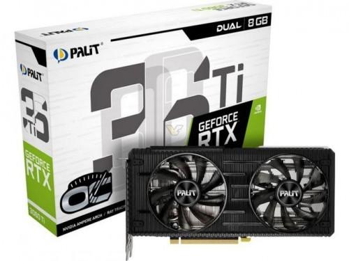 Promocja na PALIT GeForce RTX 3060 Ti Dual 8GB