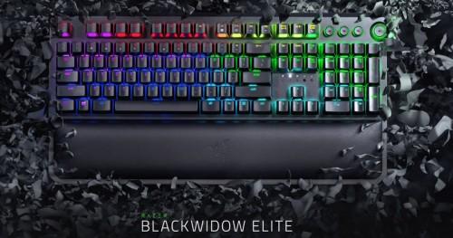 Promocja na Razer BlackWidow Elite (Razer Green)