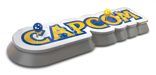 Promocja na Capcom Home Arcade