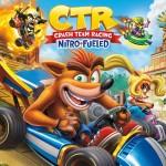Promocja na Crash Team Racing Nitro-Fueled