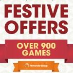 Wyprzedaż Festive Offers w Nintendo eShop