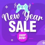 New Year Sale 2020 w CDKeys