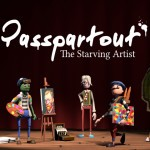 Promocja na Passpartout: The Starving Artist