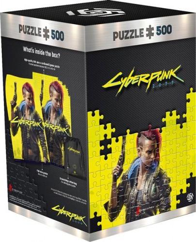 Puzzle Cyberpunk 2077 Female V