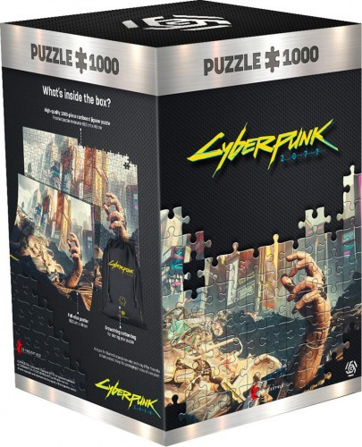 Puzzle Cyberpunk 2077 Hand