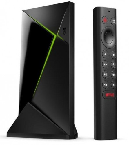 Promocja na Nvidia Shield TV Pro