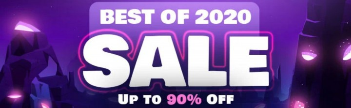 Best of 2020 Sale