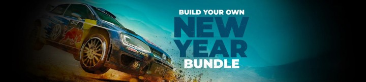 promocja na Build your own New Year Bundle