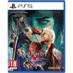 Promocja na Devil May Cry 5 - Edycja Specjalna PS5