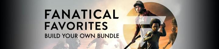 Promocja na Favorites Build your own Bundle