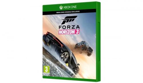 Promocja na Forza Horizon 3 XOne