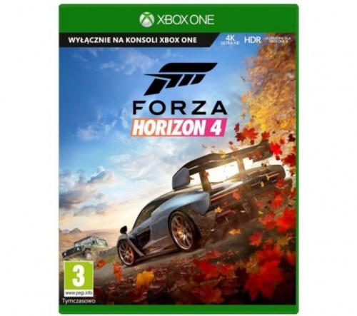 Promocja na Forza Horizon 4