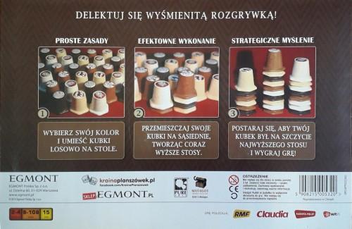 Promocja na Gra planszowa Cappucino