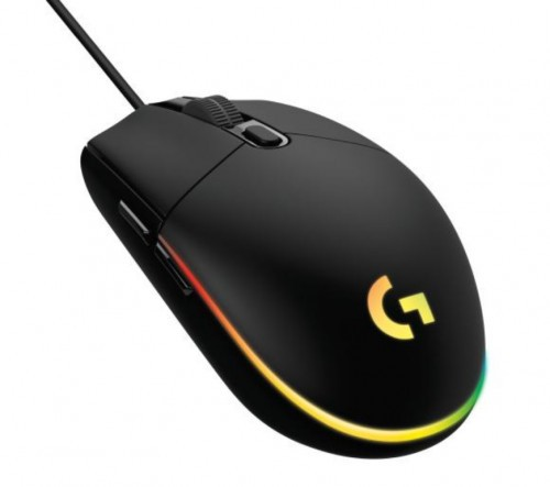 Promocja na Logitech G102 LIGHTSYNC (czarny)