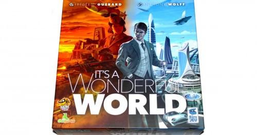 Promocja na Nowy Wspaniały Świat