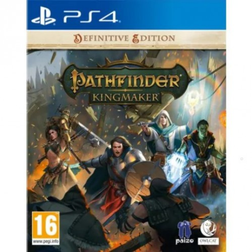 Promocja na Pathfinder: Kingmaker - Definitive Edition PS4