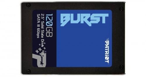 Promocja na Patriot Burst 120GB