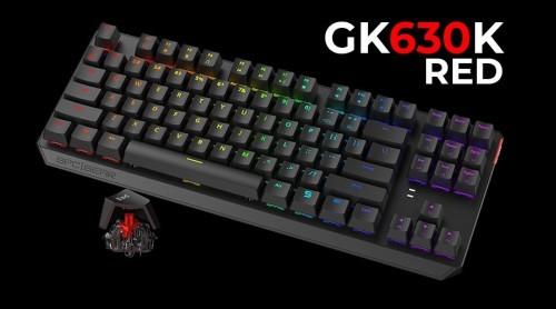 Promocja na SPC Gear GK630K Tournament Kailh Red RGB