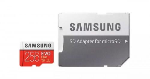 Promocja na Samsung microSDXC EVO Plus 256GB