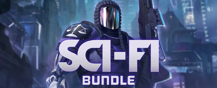 Promocja na Sci-fi Bundle