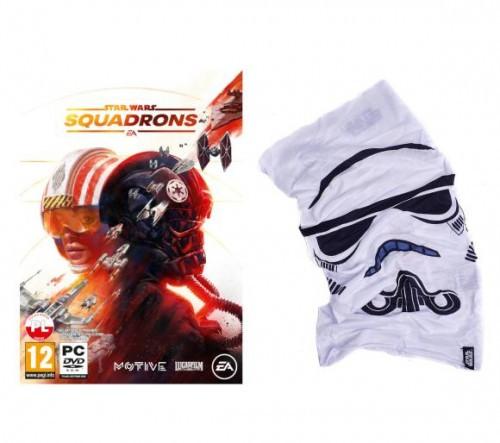 Promocja na Star Wars Squadrons + komin StorTroper