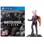 Promocja na Watch Dogs Legion - Edycja Ultimate + figurka
