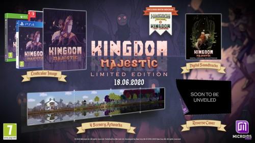 Promocja na kingdom majestic limited edition