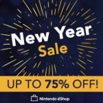 New Year Sale 2021 w Nintendo eShop