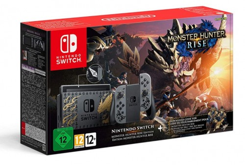Promocja na Nintendo Switch Monster Hunter Rise Edition