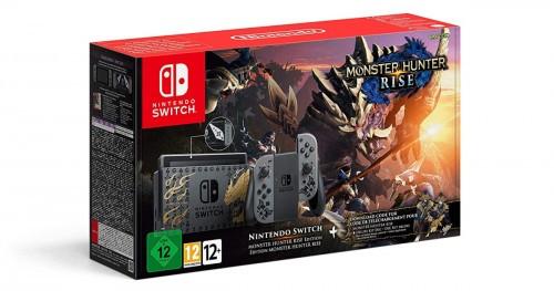 Promocja na Nintendo Switch Monster Hunter Rise Edition