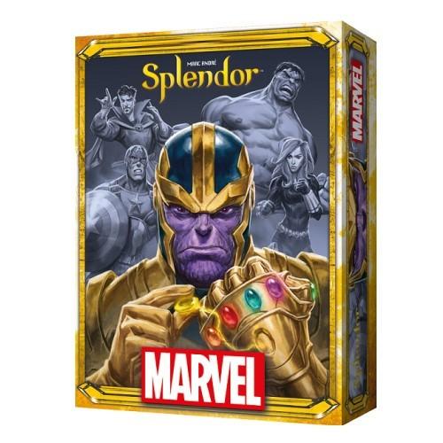 Promocja na Splendor Marvel