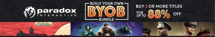 Paradox Build Your Own Bundle