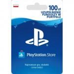 Promocja na doładowanie 100 zł do PS Store